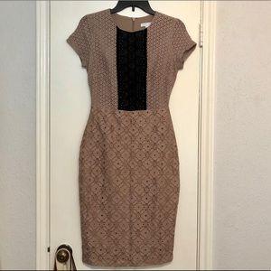 NY&Co eyelet dress